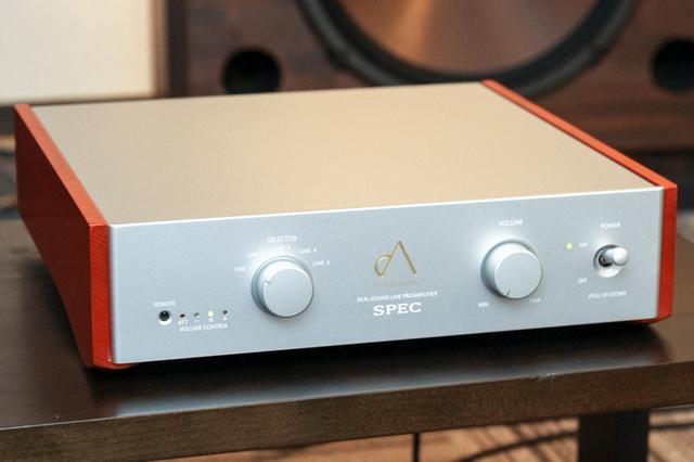 画像: SSO新製品レビューSPEC初のプリアンプ「RPA-P5」鮮烈なサウンドが魅力
