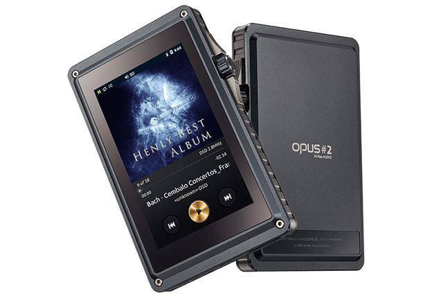 画像: ESSのDACを2基搭載したハイレゾプレーヤー「OPUS#2」e☆イヤホンで12/17より先行販売