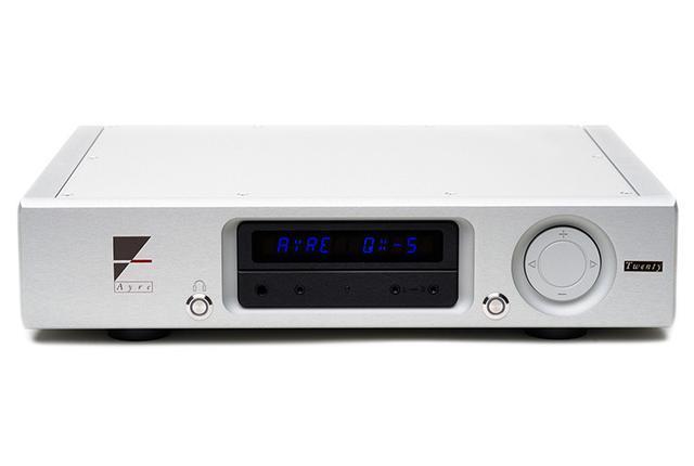 画像: Ayreのネットワークプレーヤー「QX-5 Twenty」がデビューDAC素子にES9038PROを搭載