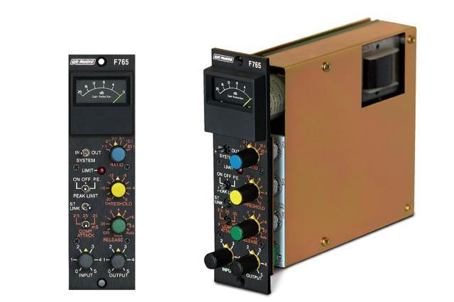 画像: PROSOUNDニュースADRのCompexを再現Q2 Audio F765コンプ
