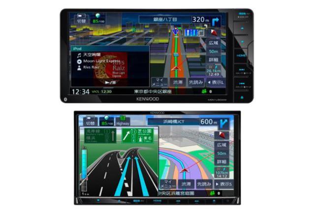 画像: ケンウッド「彩速ナビTypeL」Bluetooth&K2テクノロジー新規搭載で品質向上を果たす