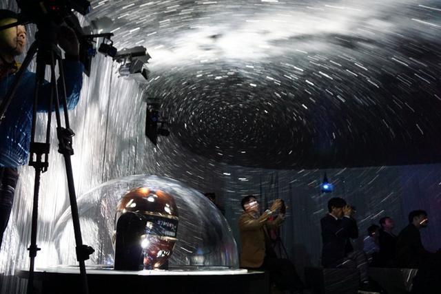 画像: 12/9(金)~1/29(日)銀座ソニービルで星空と音の共演サウンドプラネタリウムVOYAGE