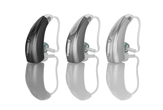 画像: 音楽を楽しむための補聴器、スターキー「Muse BTE13」。ツインコンプレッサーで裸耳に近い音を