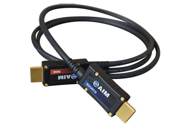 画像: エイム電子、光伝送技術を応用した「レーザーケーブルII」などHDMIケーブル2モデルを12月に発売