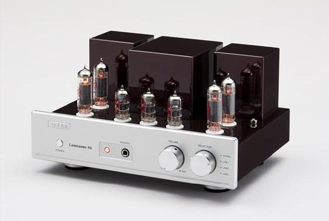 """画像: """"いい音かつコスパに優れた製品""""を目指して開発された、トライオードの真空管式プリメインアンプなど3製品"""