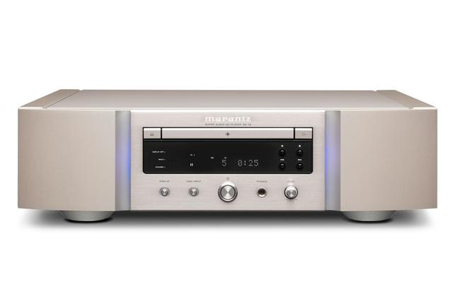 画像: SACD/CDプレーヤーSA-12