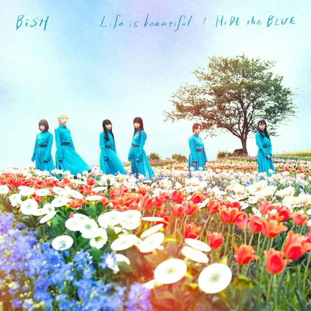 画像: 9位:Life is beautiful / HiDE the BLUE / BiSH