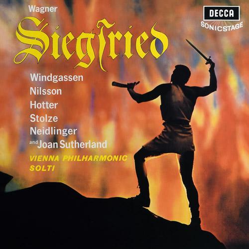 Images : ワーグナー:楽劇《ジークフリート》舞台祝典劇「ニーベルングの指環」第2日 (SACD3枚組) SSHRS-022~024