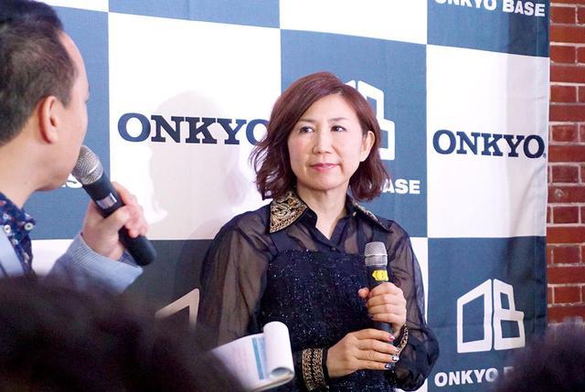 画像: 歌手の高橋洋子さん