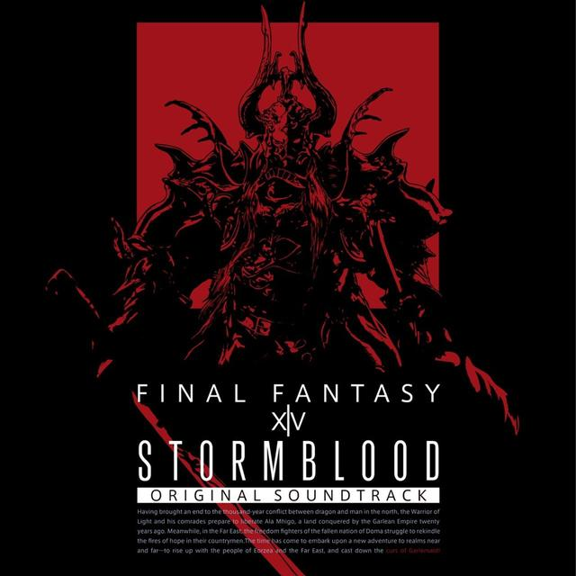 画像: 8位:STORMBLOOD: FINAL FANTASY XIV Original Soundtrack / 祖堅 正慶  植松 伸夫
