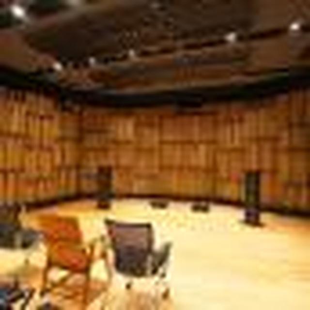画像: 柱状拡散体 Acoustic Grove System