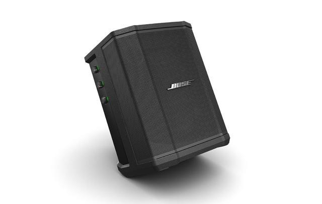 画像: Boseのプロ向けポータブルPAスピーカー「Bose S1 Pro System」。7月6日からリニューアルモデルが発売中。価格は¥78,000(1台・税別)