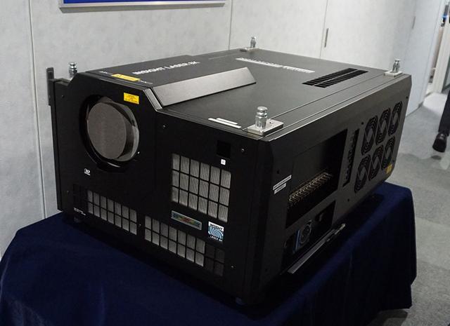 画像: DLP方式の8Kプロジェクターも既に発売している。INSIGHT LASER 8Kは業務用で価格は4000万円前後とか