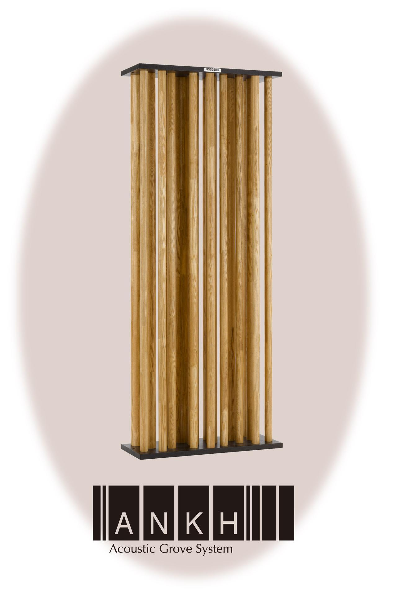 画像: 「ANKH」主に壁面に沿って効率よく設置できるように設計されたモデル