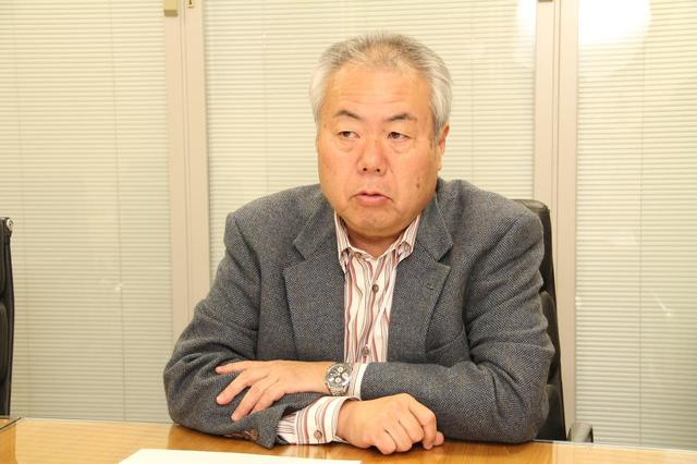 画像: 講師を務める評論家の黛健司さん
