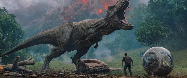 画像: 大ヒット恐竜映画『ジュラシック・ワールド』の続編、世界を席巻中