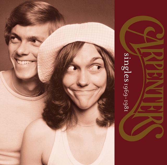 画像: シングルズ 1969-1981 / Carpenters