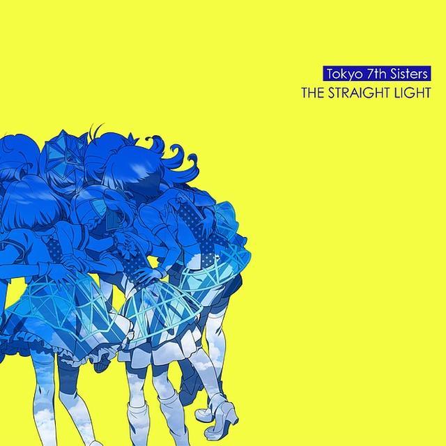 画像: 9位:THE STRAIGHT LIGHT/Tokyo 7th シスターズ