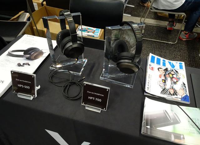 画像2: 【2F・VECLOS】真空管技術を使ったイヤホン/ヘッドホンを各種展示