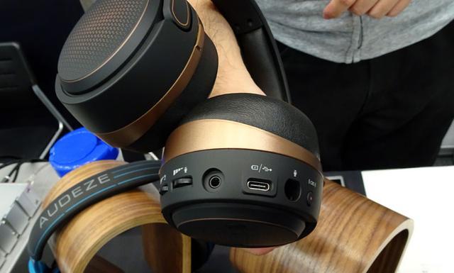 画像2: 【B1F・AUDEZE】ゲーム用モードを搭載したワイヤレスヘッドホン