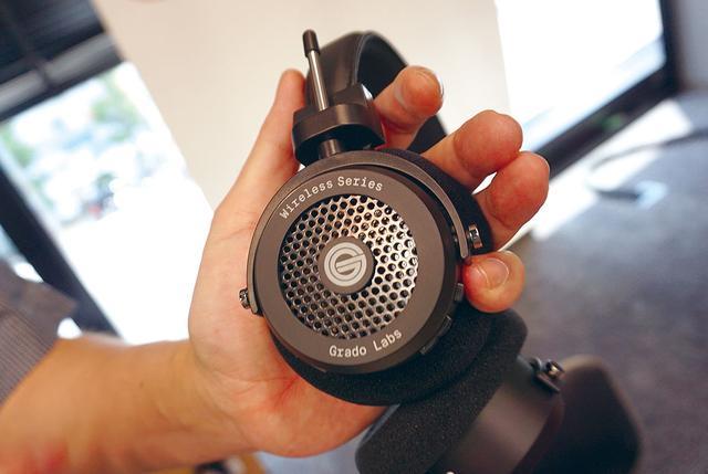 画像2: 2F・GRADO:ブランド初のBluetoothヘッドホンを世界で初めてお披露目