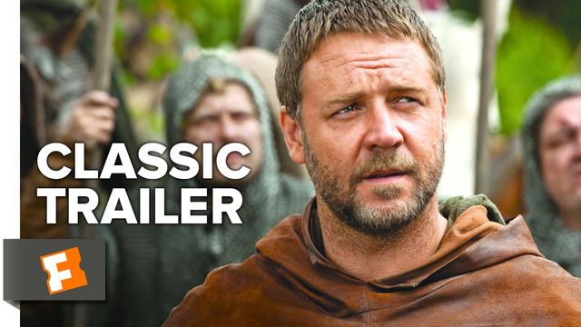 画像: Robin Hood (2010) Official Theatrical Trailer - Russell Crowe Movie HD youtu.be