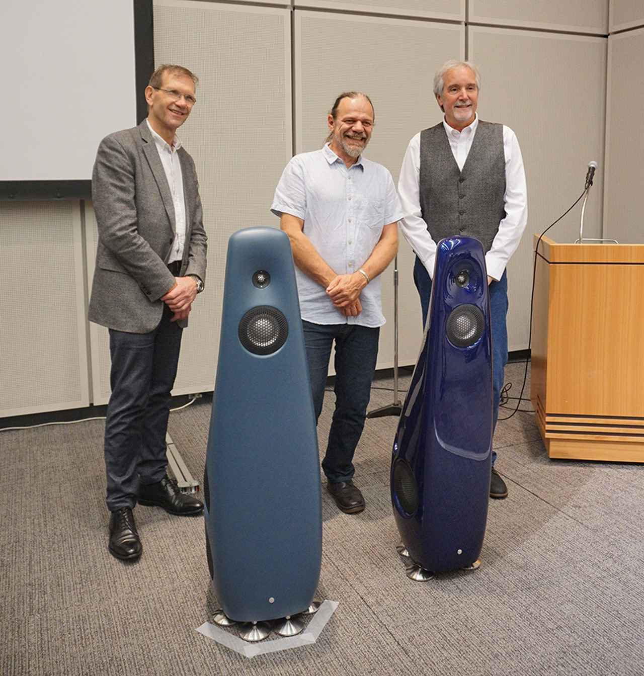 Images : 10番目の画像 - 「VIVID audio、新スピーカー「KAYA」シリーズ発売。CEOも来日した発表会の詳細をレポート」のアルバム - Stereo Sound ONLINE