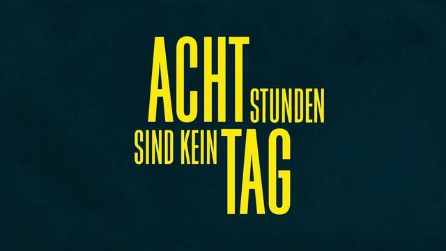 画像: Acht Stunden Sind Kein Tag trailer | Film Fest Gent 2017 www.youtube.com