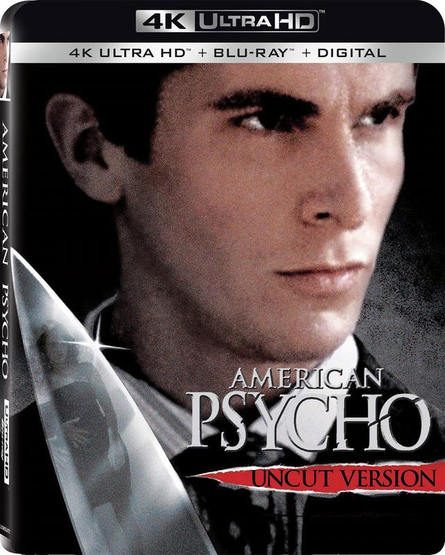画像: 『アメリカン・サイコ』クリスチャン・ベールが殺人鬼を演じた衝撃のサスペンス【海外盤Blu-ray発売情報】