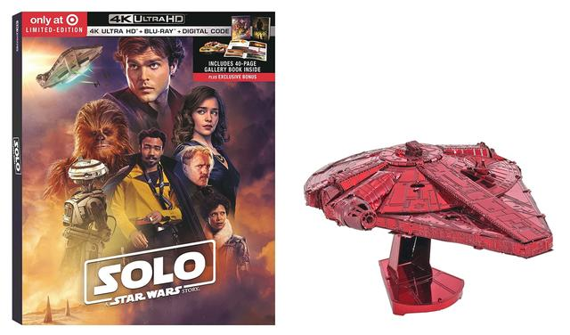 画像: Target Exclusive with Millenium Falcon figure