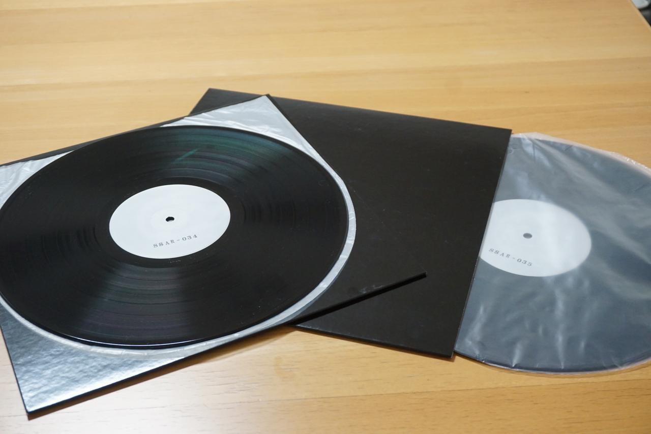 画像: これがオフコース『ever』アナログレコードのテストプレス盤だ!