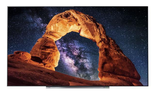 画像: 65インチの有機ELテレビ「65X920」。価格は65万円前後