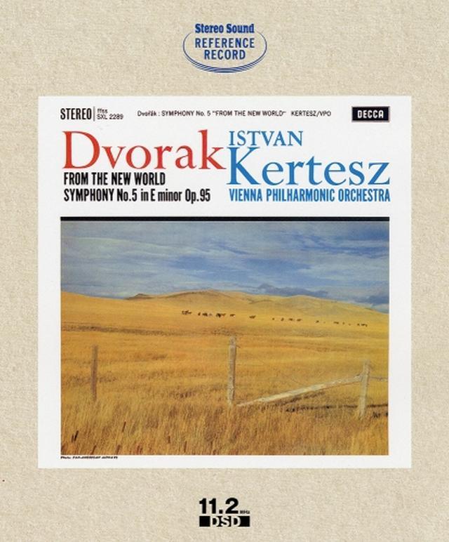 画像: ドヴォルザーク:交響曲第九番「新世界より」(DSD11.2MHzデータ入りBD-ROM)SSHRB-002