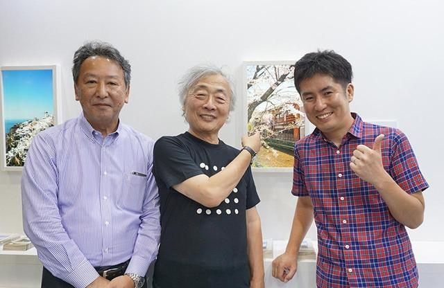 画像: 取材に協力いただいた、アトモフ株式会社 共同創業者の中野恭兵さん(右)と、株式会社JOLED常務執行役員CTOの竹澤浩義さん(左)