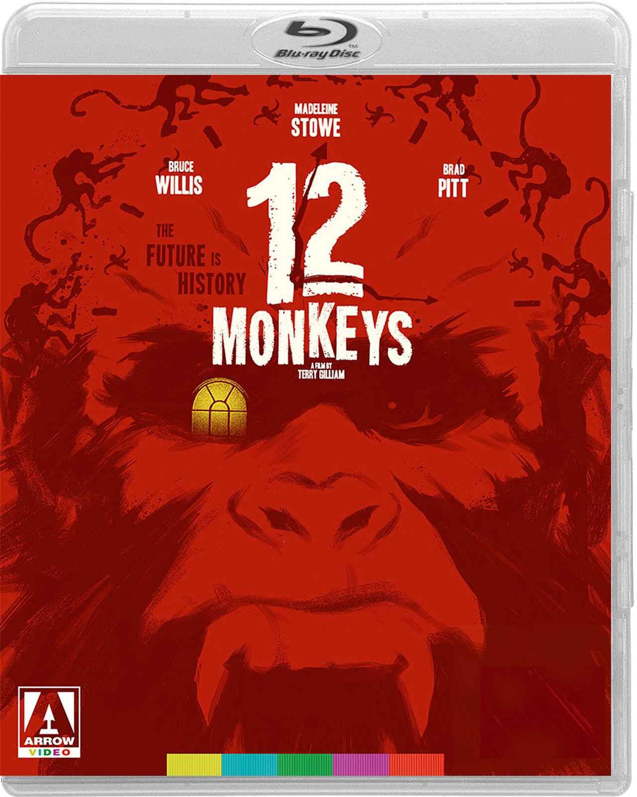 画像1: 『12モンキーズ』テリー・ギリアム監督の傑作SFが4KリマスターBDで登場【海外盤Blu-ray発売情報】