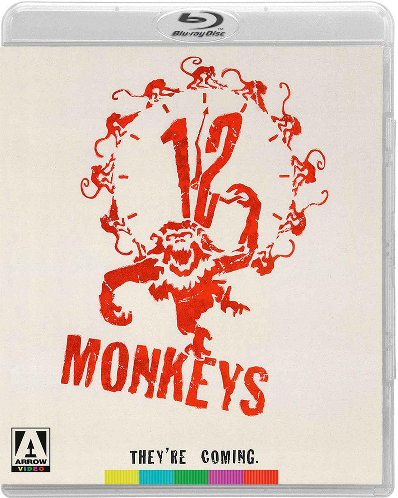 画像2: 『12モンキーズ』テリー・ギリアム監督の傑作SFが4KリマスターBDで登場【海外盤Blu-ray発売情報】