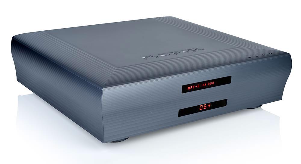 画像: PLAYBACK DESIGNS のフラッグシップDAC「MPD-8 DAC」