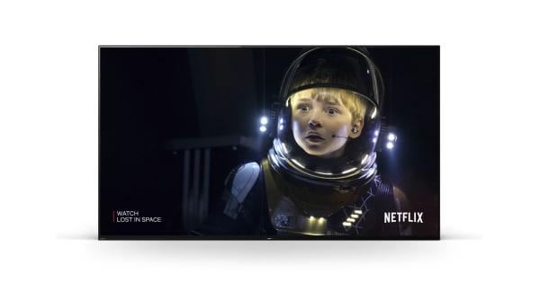 画像: Sony BRAVIA MASTER Series TV-exclusive Netflix Calibrated Mode brings studio quality picture mastering to the living room