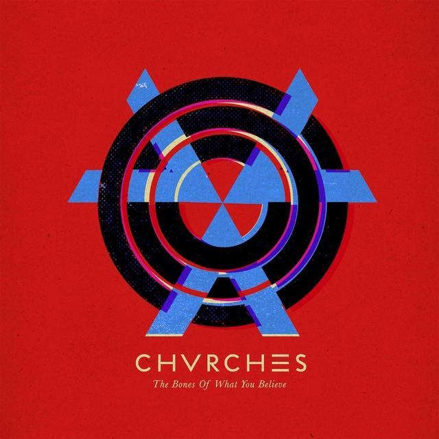 画像: The Bones of What You Believe / CHVRCHES