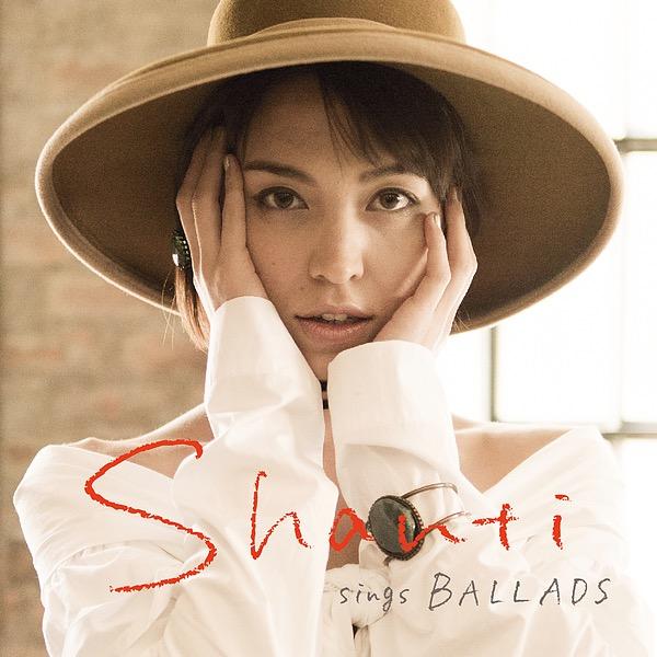 画像: SHANTI sings BALLADS (96kHz/24bit)/SHANTI