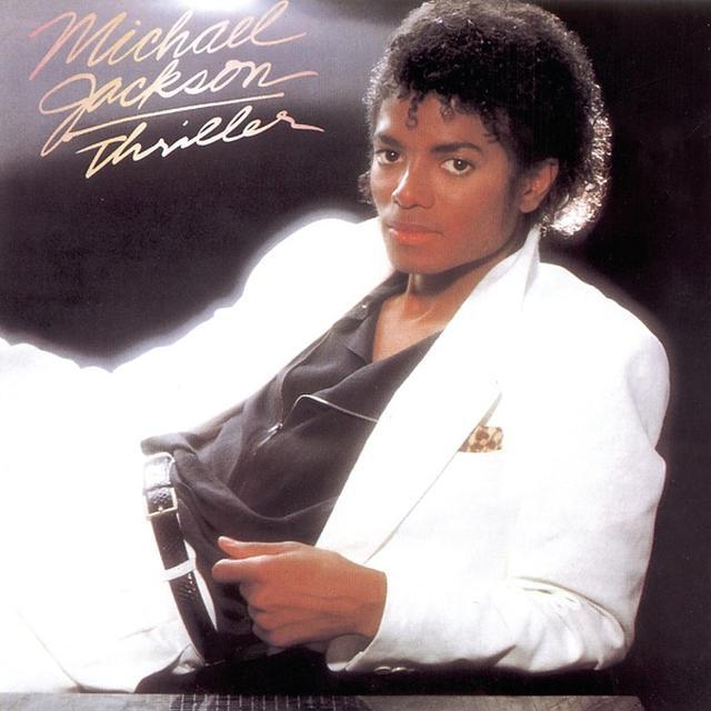 画像: スリラー/Michael Jackson