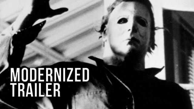 画像: Halloween (1978) - Modern Trailer www.youtube.com
