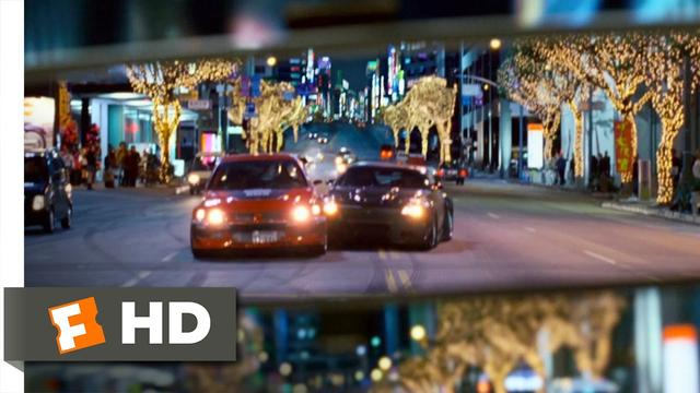 画像: The Fast and the Furious: Tokyo Drift (7/12) Movie CLIP - Racing Through Tokyo (2006) HD www.youtube.com