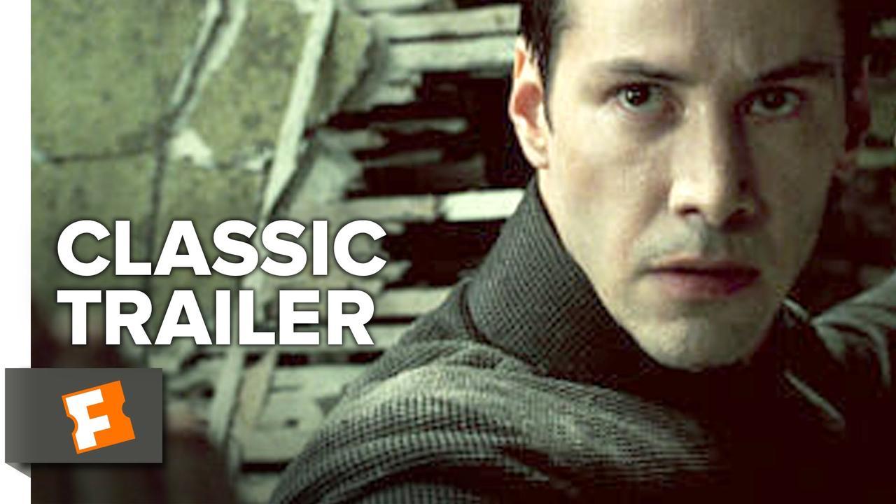 画像: The Matrix Revolutions (2003) Official Trailer #1 - Keanu Reeves Movie HD www.youtube.com