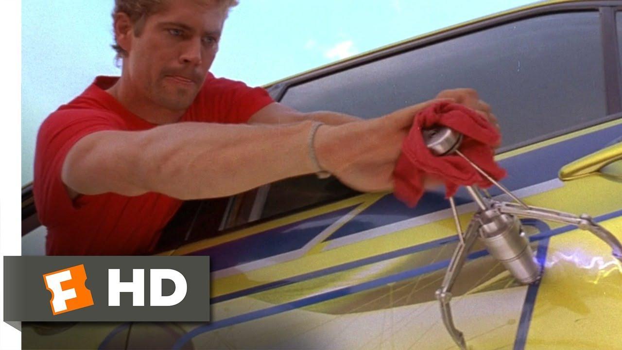 画像: 2 Fast 2 Furious (2003) - Harpooned by the Cops Scene (7/9)   Movieclips www.youtube.com