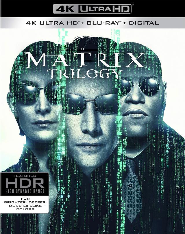 画像3: 人気シリーズ続編2作がリリース 『マトリックス:リローデッド』『マトリックス:レボリューションズ』【海外盤Blu-ray発売情報】
