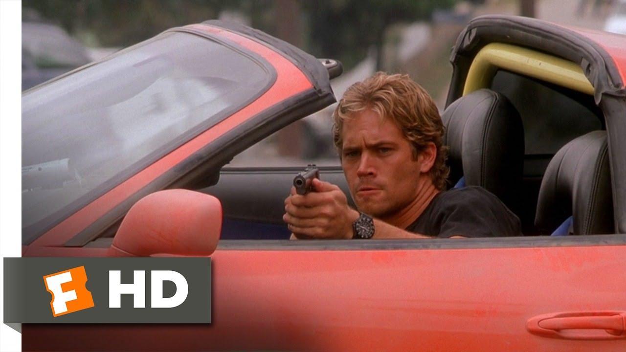 画像: The Fast and the Furious (2001) - Chasing the Killers Scene (9/10)   Movieclips www.youtube.com