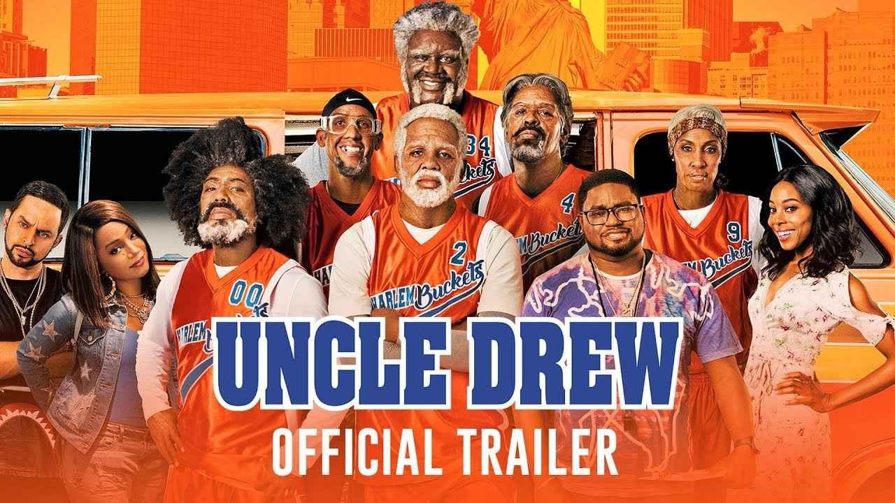 画像: Uncle Drew (2018 Movie) Official Trailer – Kyrie Irving, Shaq, Lil Rel, Tiffany Haddish www.youtube.com