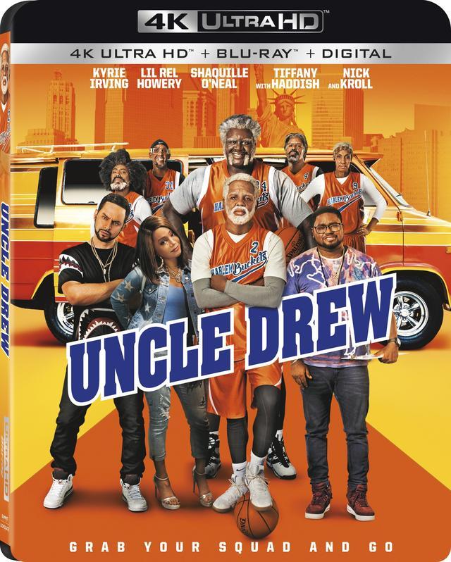 画像: 『アンクル・ドリュー』NBAレジェンドも出演する痛快コメディ! バスケットボール・ファン必見【海外盤Blu-ray発売情報】