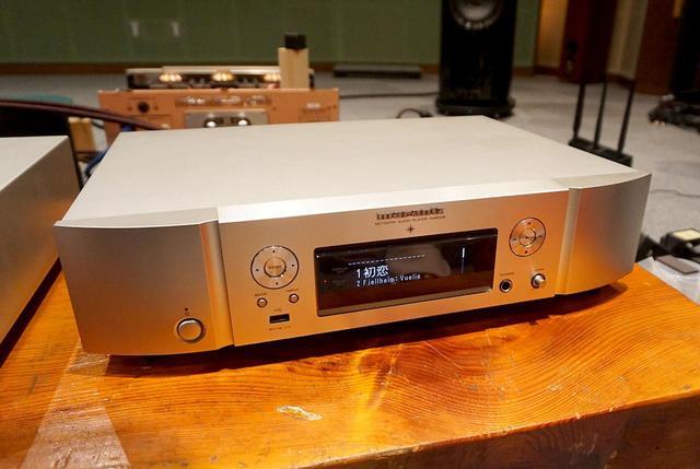 画像: 今月頭に発表されたばかりの、マランツのネットワークオーディオプレーヤー「NA6006」もAirPlay2に対応した